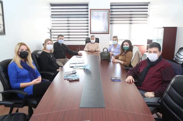 BELEDİYE'DEN,SÜREÇTE; ESNAFA DESTEK ÇALIŞMASI