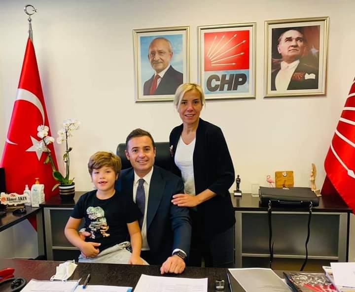 AHMET AKIN'DAN SEVENLERİNE SEVİNDİRİCİ HABER