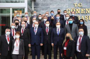 """CHP'DEN, """" BALIKESİR YEREL YÖNETİMLER VİZYON TOPLANTISI """""""