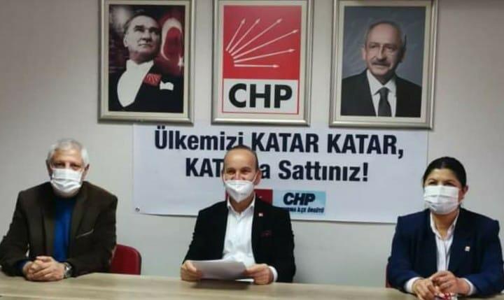 ÜLKEMİZİ KATAR KATAR, KATAR'A SATTILAR…!!!