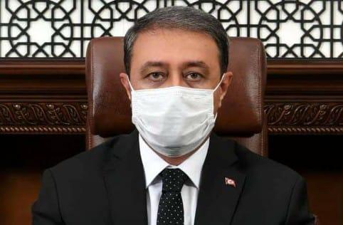 """""""VALİ ŞILDAK'IN BALIKESİR'E GÜVENİ TAM"""